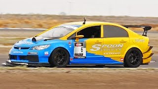 Super Lap Battle! - Tuner Battle Week 2014 Ep. 5