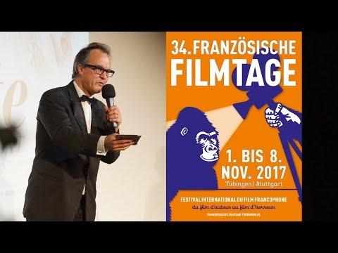 Eröffnung 34. Französische Filmtage Tübingen|Stuttgart