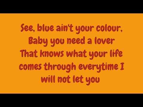 Akon so blue Lyrics 2012