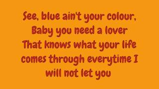 Akon so blue Lyrics 2012