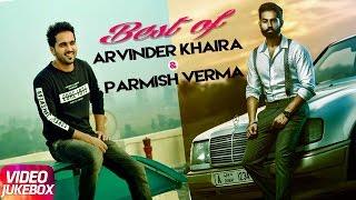 Best of Arvindr Khaira & Permish Verma | Video Jukebox | Speed Records