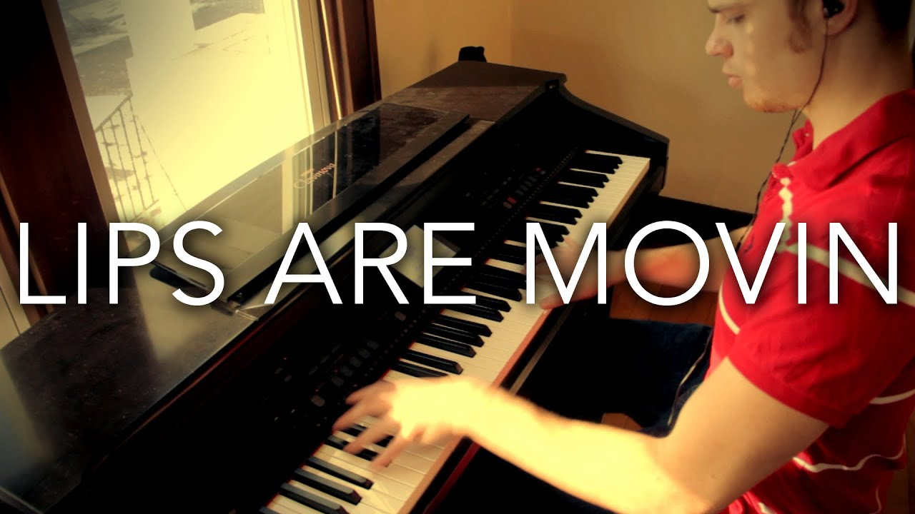 """""""Lips Are Moving"""" on Piano - Meghan Trainor Instrumental ..."""
