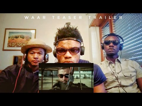 Waar Official Trailer - ARY films | Reaction By Crazy Squad