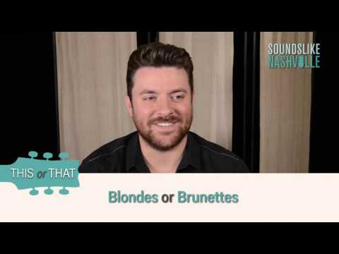 """Exclusive Interview: Chris Young Plays """"This or That"""""""