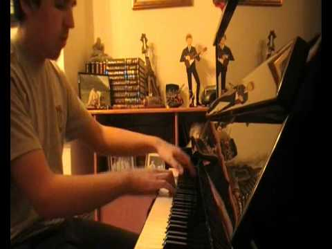 Cats musical - Overture (piano)