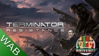 Terminator Resistance Review - A new terminator game :) (Video Game Video Review)