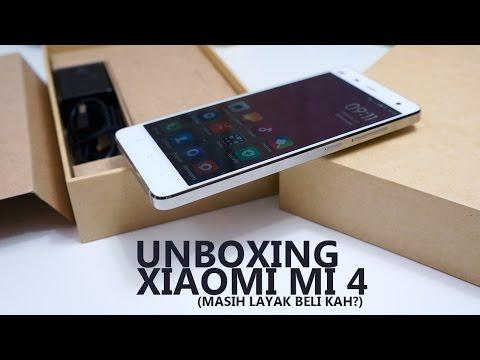 Unboxing Xiaomi Mi 4 (Masih Layak Beli kah?)