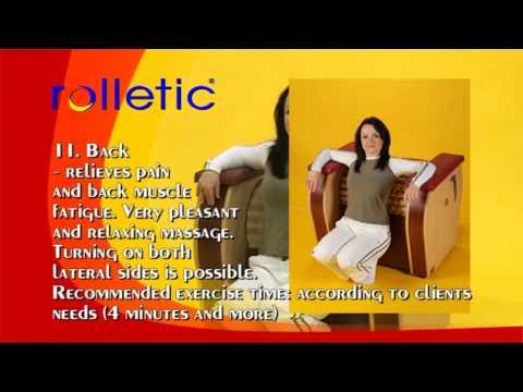rolletic machine