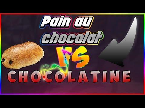 PAIN AU CHOCOLAT VS CHOCOLATINE SUR LE TS DE FUNCRAFT + TNT VOID !