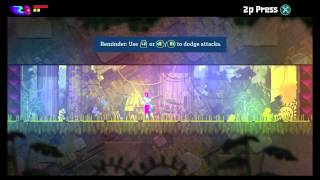 Guacamelee! Super Turbo Championship Edition: Game & Watch (Game Preview)