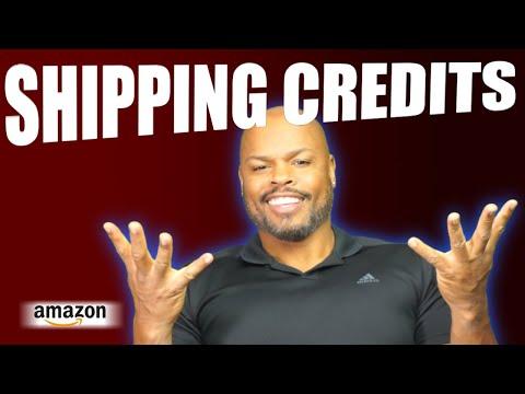 Shipping Credits