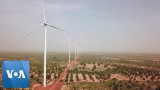 Senegal Builds West Africa's Largest Wind Farm