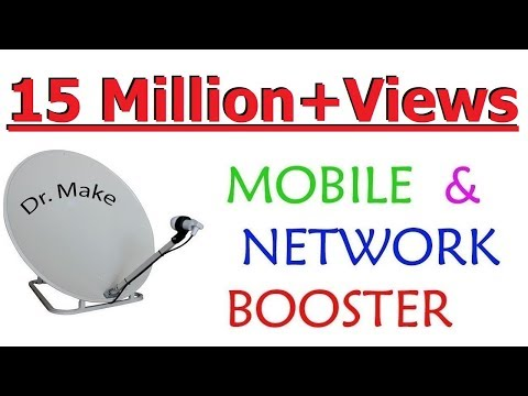 Boost Your Cell Phone Signal & Internet Speed for Free VIRAL