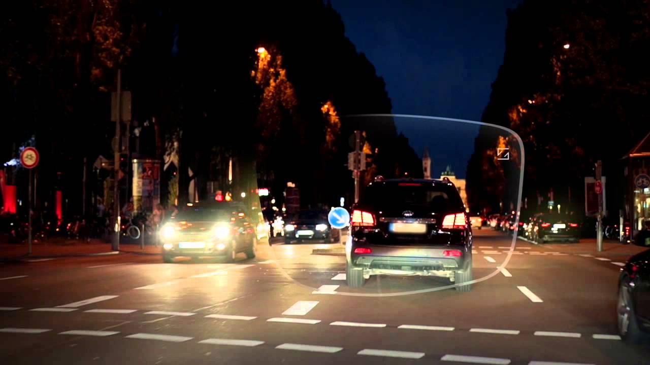 hogyan lehet éjszaka vezetni rossz látással