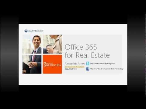 New Email and Collaboration Solutions for Real Estate