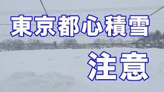 【ウェザーロイド天気】9日東京都心でも 積雪注意