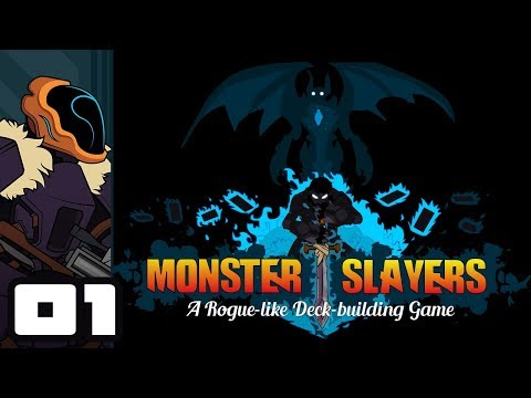 Let's Play Monster Slayers [Roguelike Roulette] - PC Gameplay Part 1 - Come My Minions!