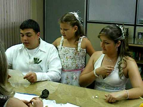Valor Matrimonio Catolico Bogota : Lina y jhon matrimonio notaria de cali youtube