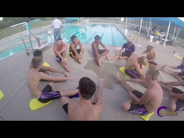 Camdenton Lakers Swim Team 2016
