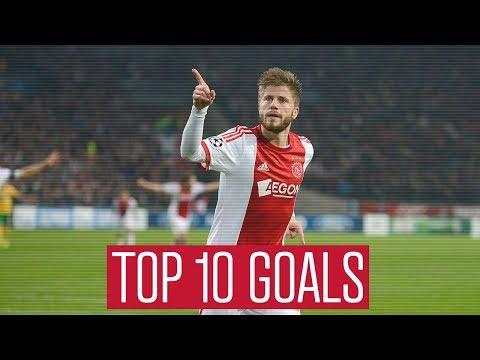 TOP 10 GOALS - Lasse Schöne | Fabulous Long Shots And Free Kicks!