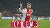 TOP 10 GOALS - Lasse Schöne   Fabulous Long Shots and Free Kicks!