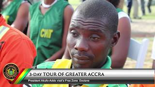 3-Day Tour of Greater Accra; A Visit to the Free Zone Enclave