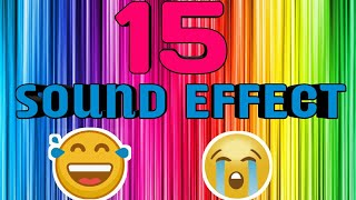 15 SOUND EFFECT YANG SERING DIGUNAKAN OLEH YOUTUBER