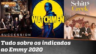 Os indicados ao Emmy 2020