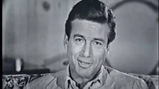 Efrem Zimbalist, Jr. Person to Person Interview