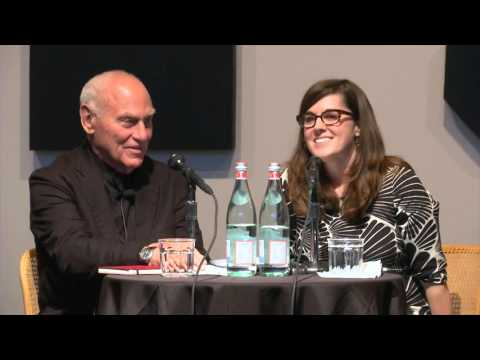 Conversation with an Artist: Richard Serra