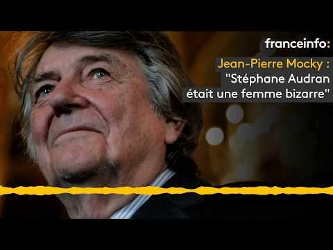 """Jean-Pierre Mocky : """"Stéphane Audran était une femme bizarre"""""""