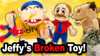 SML Movie: Jeffy's Broken Toy!