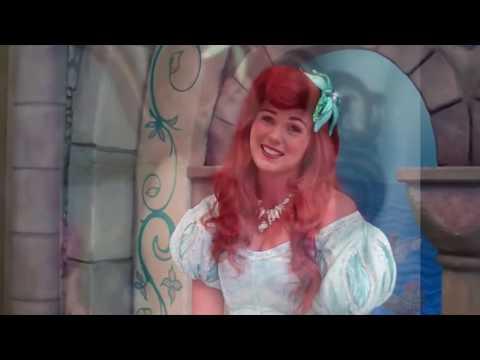 Real Disneyland Princesses Exposed, Nip Slips, Fails, Cleavage, Christina Aguilera Boob Grab