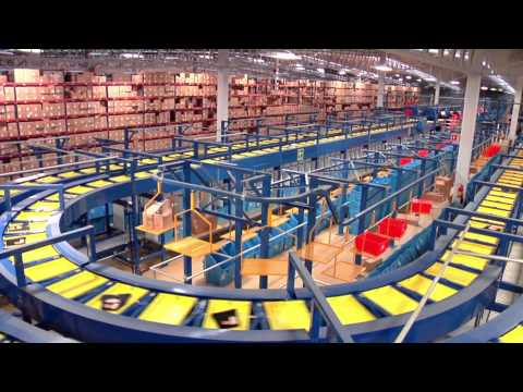 Levi´s - Multi Channel Fulfillment Facility