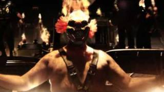 twisted metal sweet tooth official trailer 2011