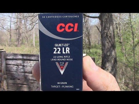 CCI Quiet-22 Penetration Test