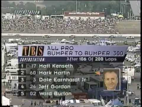 1999 NASCAR Busch Series All Pro Bumper to Bumper 300