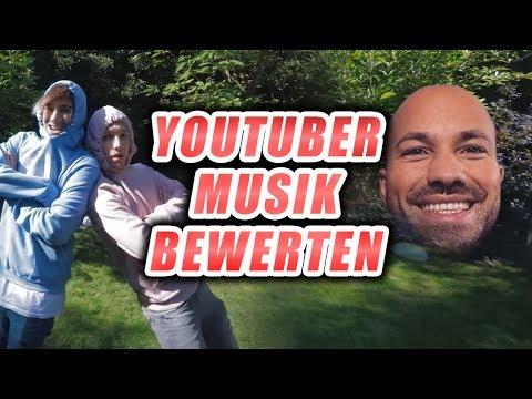 "Julien Bam VS Bulien Jam / Ich bewerte ""MUSIK"" von YOUTUBERN HD"