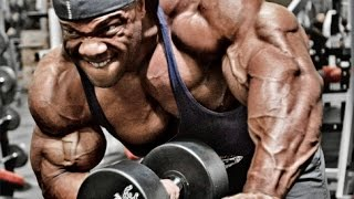 Bodybuilding Motivation - The Iron Never Lies