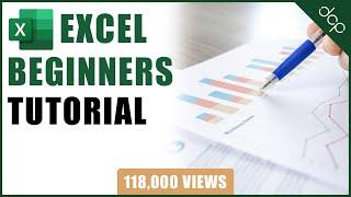 Microsoft Excel Beginners Tutorial - Spreadsheet Tutorial