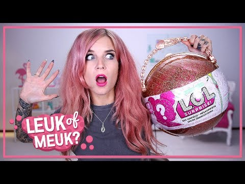 L.O.L Big Surprise!! | LEUK OF MEUK?