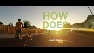 How does it feel to ride Movpak?