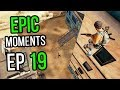 PUBG: Epic & Lucky Moments Ep. 19