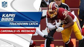 Kapri Bibbs Takes the Screen Pass to the House vs. San Fran | Cardinals vs. Redskins | NFL Wk 15