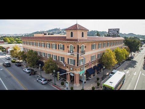 The Carlton Hotel, Atascadero CA