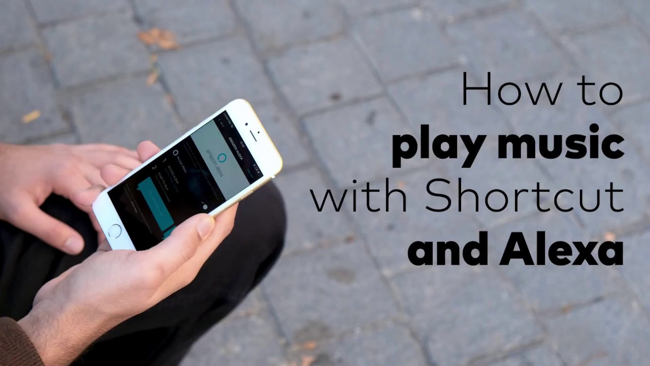 How to play music on alexa from phone