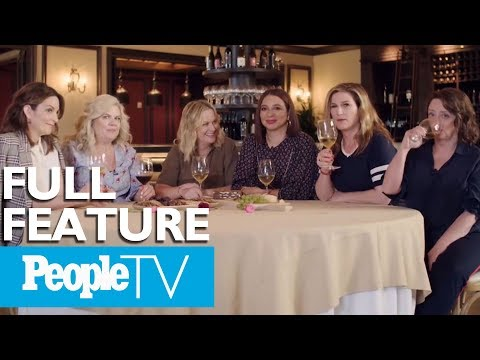 The Women Of &39;Wine Country&39;: Watch The Hilarious Round Table  With The Cast  PeopleTV