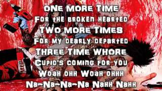 Happy Valentines Day- Blood On The Dance Floor Lyrics
