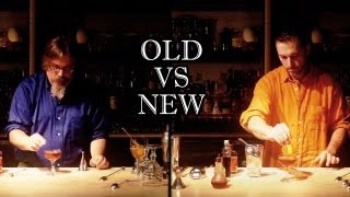 Old Vs. New Cocktail Battle! - Behind the Drink