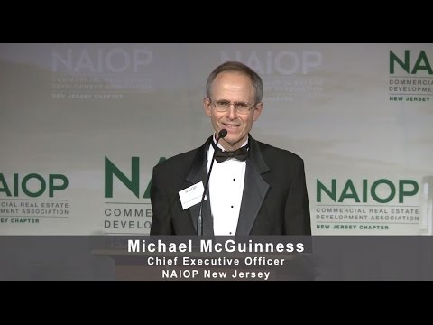 2017 NAIOP New Jersey Gala Celebrates Commercial Real Estate Industry